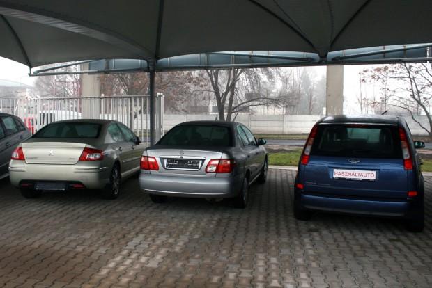 Elvárás lett a négycsillagos NCAP-minősítés, amikor 2003-tól egy újabb hullámmal megérkeztek az ötcsillagos töréstesztű modellek