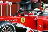 Nem lesz aktív fejvédő rendszer az F1-ben