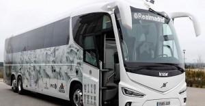 Új busza van a Real Madridnak