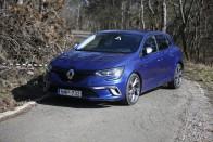Teszt: Renault Megane GT - 2016