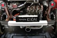 Toyota Kikai: a csupasz fémek gyönyörűsége