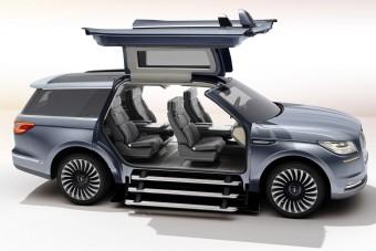 Így kell luxusterepjárót építeni, kérem
