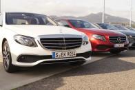 Vezettük: Mercedes-Benz E-osztály, 2017