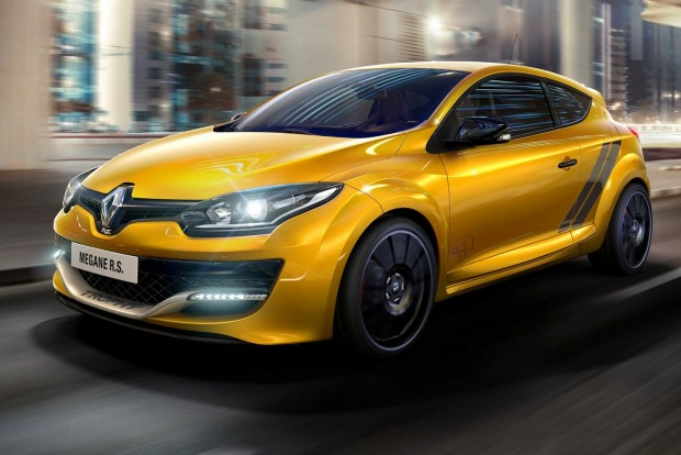 Renault Mégane RS 275 Trophy