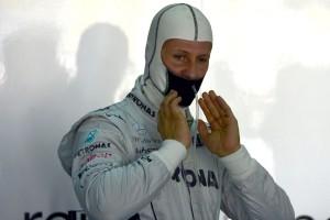 Schumacher már a baleset előtt el akart tűnni
