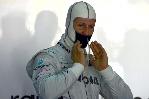 Schumacher reagál?