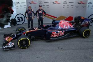 F1: Túl magasra céloz a Toro Rosso?