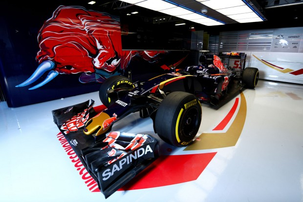 F1: A Toro Rossóé a leggyengébb motor