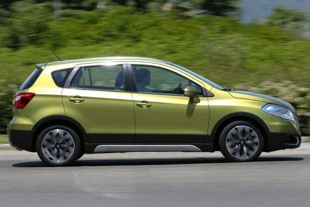 Sokkal jobban teljesít az esztergomi Suzuki