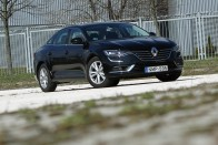 Teszt: Renault Talisman 1.6 dCi Intens