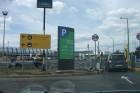 Több mint ezer parkolóhellyel bővít a reptér