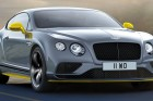Bentley Continental GT Speed Black Edition: méregerős fekete