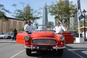 Magyar Skodára csodálkoztak rá a dubaji milliárdosok