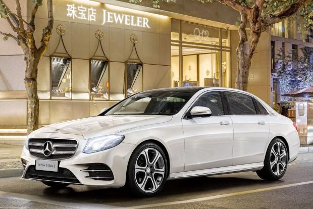 E-Mercedes, ami tágasabb, mint az S-osztály