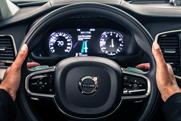IntelliSafe Auto Pilot interface