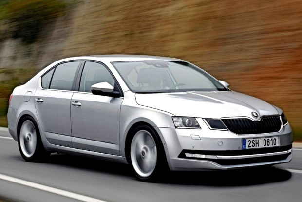 Megújul a Škoda Octavia