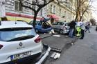 Ötvenegy autót zúzott le egy részeg cseh rendőr