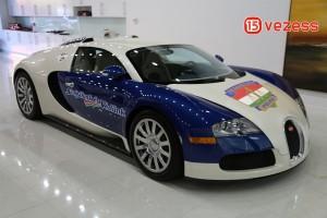 A világ leggyorsabb autója és sportkocsi a magyar rendőröknek