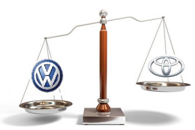 A Volkswagen megelőzte a Toyotát, ők a legnagyobbak!