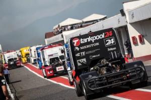 Hétvégén rajtol a kamion Európa-bajnokság