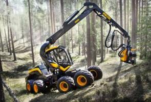 Íme a gép, ami megeszi az erdőt