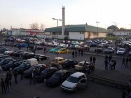 Kemény razzia Debrecenben: 12 forgalmi ugrott