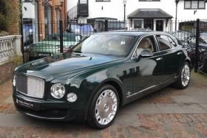 Karcmentes Bentley nemdohányzó királynőtől eladó