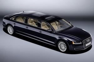 Gyárilag gigantikus a hatméteres Audi