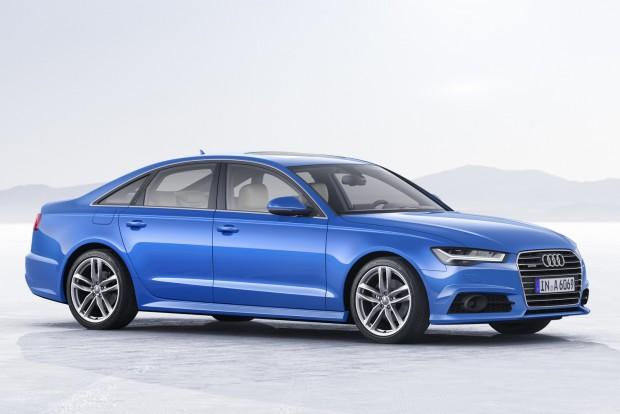 Alig észrevehetően módosult az Audi A6