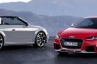 400 lóerős a vadonatúj Audi TT RS
