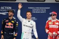 F1: Rosberg aggódik a Mercedes taktikája miatt