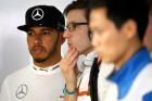 F1: Hamilton ma egy baldachinos ágyat vezetett