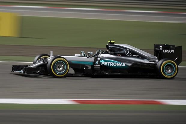 Rosberg: Ezt a versenyt a rajtnál nyertem meg
