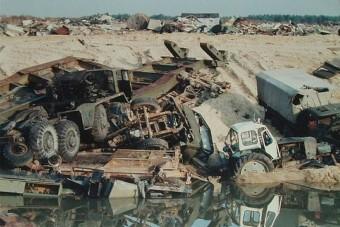 Ritkán látott fotók Csernobilból