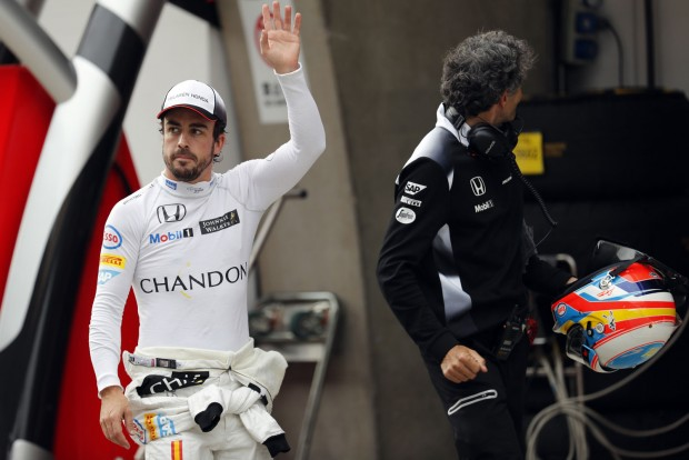 F1: Alonso bárkit megverne ugyanolyan autóban