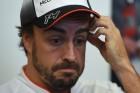 F1: Megkönyörültek Alonsón, az edzésen vezethet