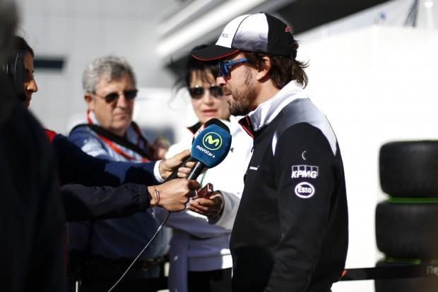 F1: Alonso lassan gyógyult, de már jól van