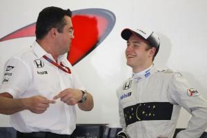 F1: Alonso nem fél a szuperújonctól