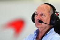 Megbuktatták a McLaren-vezért