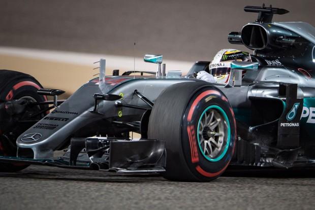 F1: Hamilton akkor ütött, amikor kellett