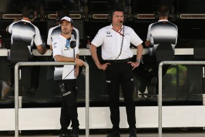 F1: még nem 100 százalék, hogy visszatér Alonso