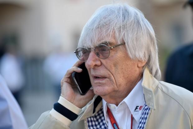 F1: Ecclestone viccet csinált az anyósa elrablásából