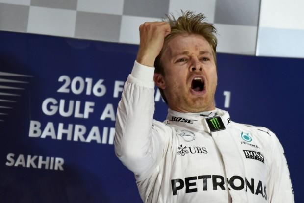 F1: Rosberg felpörgött Kínára, de tart a Ferraritól