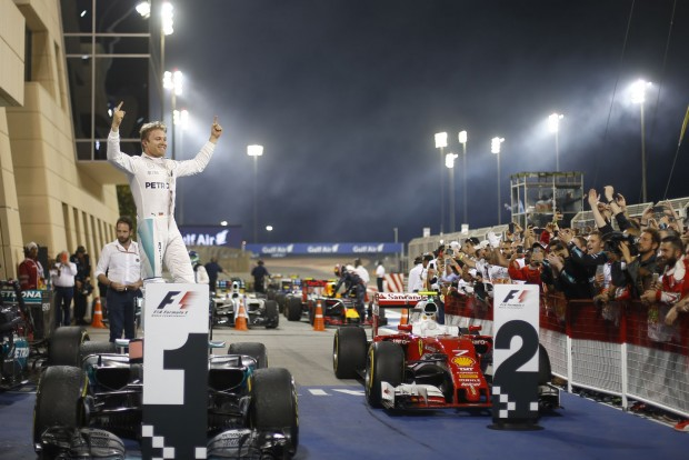 F1: Rosberg nyert, de nem ő a favorit
