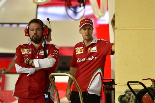 F1: Vettel kemény küzdelemre készül a Mercedesszel