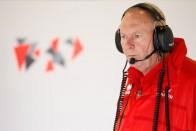 F1: A Toro Rossóhoz igazolt a korábbi csapatfőnök