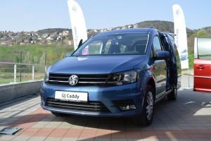Ötvenezer eladott haszonjármű felett jár hazánkban a Volkswagen