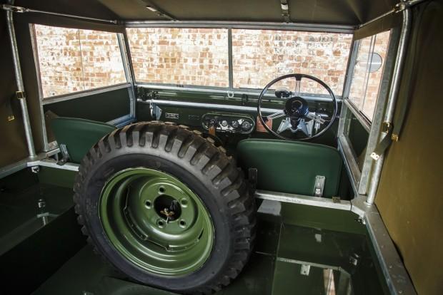 "Land Rover Series I 'Reborn"""