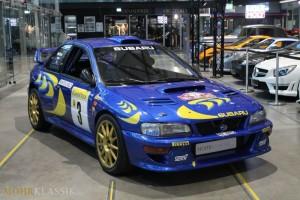 Eladó Colin McRae legelső Subaruja