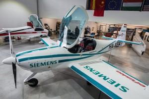 Elektromos repülőgép Kecskemétről